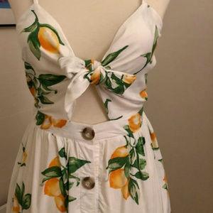 Mimi Chica Tie Dress